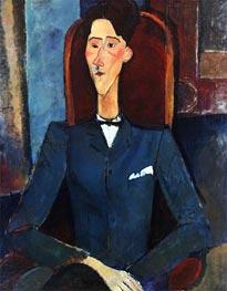 Porträt von Jean Cocteau | Modigliani | veraltet