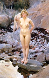 Helga | Anders Zorn | Painting Reproduction