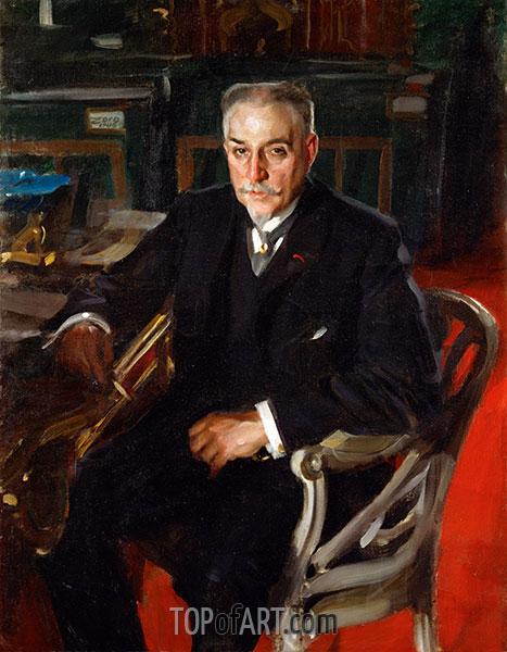 Anders Zorn | Alfred Beurdeley, 1906