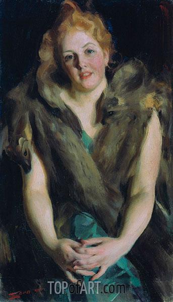 Anders Zorn | Maja, 1900
