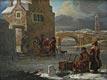 A Winter Landscape | Andries Vermeulen
