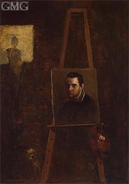 Self-Portrait | Annibale Carracci | outdated