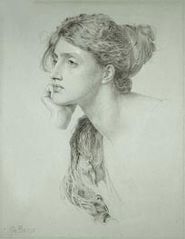 Woman's Head | Sandys | veraltet