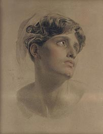 Antigone, undated by Sandys | Painting Reproduction