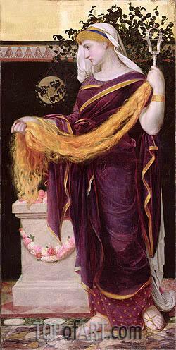 Sandys | Berenice, Queen of Egypt, undated