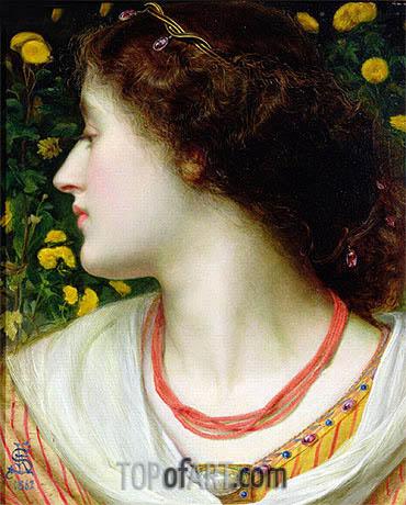 Sandys | La Belle Isolde, 1862