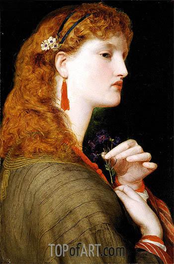 Sandys | May Margaret, c.1865/66