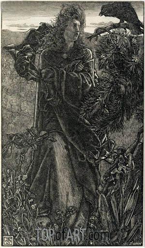 Sandys   Harold Harfagr, 1862