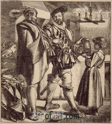 Sandys   Jacques de Caumont, 1862