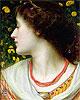 La Belle Isolde | Anthony Frederick Augustus Sandys