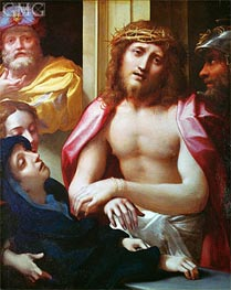 Christ Presented to the People (Ecce Homo) | Correggio | Painting Reproduction