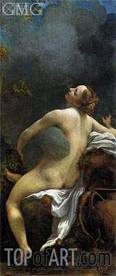 Jupiter and Io, c.1530/34 | Correggio | Gemälde Reproduktion