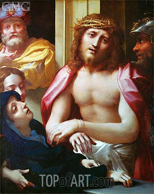 Christ Presented to the People (Ecce Homo), c.1525/30 | Correggio | Painting Reproduction