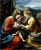 Mystic Marriage of Santa Caterina | Antonio Allegri Correggio