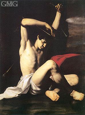 Antonio de Bellis | Saint Sebastian, c.1650