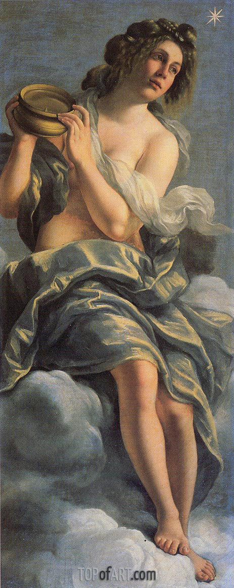 Artemisia Gentileschi | Allegory of Inclination, c.1615/16