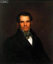 Luman Reed, 1838 von Asher Brown Durand   Gemälde-Reproduktion