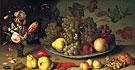 Still Life with Fruits and Flowers | Balthasar van der Ast