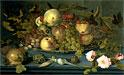 Still Life with Fruits | Balthasar van der Ast
