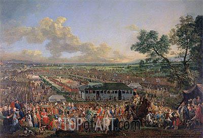 Bernardo Bellotto | The Election of the King Stanislaus Augustus,