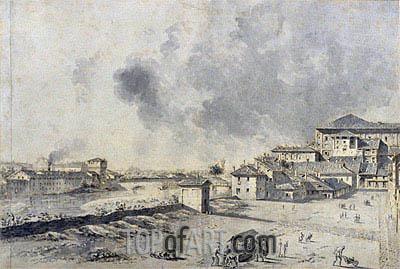 Bernardo Bellotto | View of Parma, undated