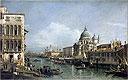 Entrance to the Grand Canal, Venice | Bernardo Bellotto