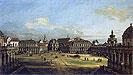Zwinger in Dresden | Bernardo Bellotto