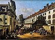The Dominican's Church in Vienna | Bernardo Bellotto