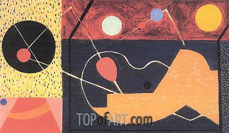 Burgoyne Diller | Abstraction, 1934