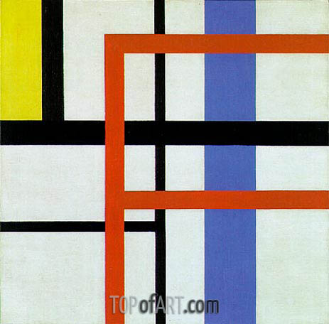 Second Theme, c.1937/38 | Burgoyne Diller | Painting Reproduction