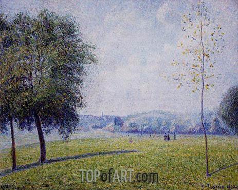 Primrose Hill, Regent's Park, 1892 | Pissarro | Gemälde Reproduktion