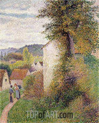 Pissarro | The Path, 1889