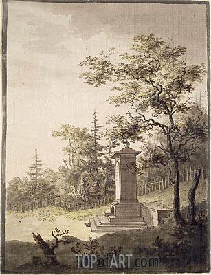 Caspar David Friedrich | Emilias Kilde, 1797