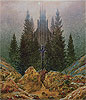 The Cross in the Mountains | Caspar David Friedrich