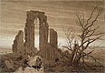 Winter (Eldena Abbey near Greitswald) | Caspar David Friedrich