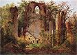 Monastery Ruins Eldena | Caspar David Friedrich
