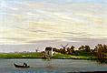 Landscape with Windmills | Caspar David Friedrich