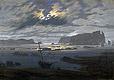 Northern Sea by Moonlight | Caspar David Friedrich