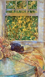 Colonial Quilt, 1922 by Hassam | Painting Reproduction