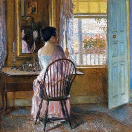 Morning Light, 1914 von Hassam | Gemälde-Reproduktion