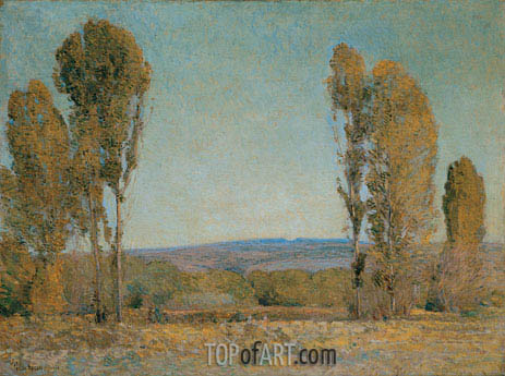 Golden Afternoon, 1908 | Hassam | Painting Reproduction