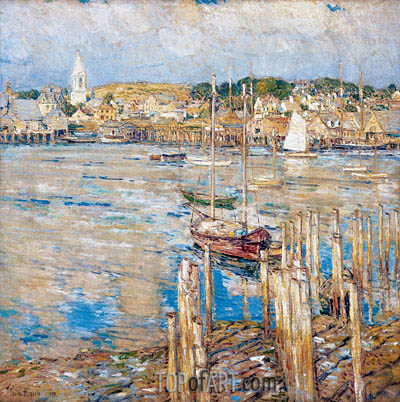 Hassam | Gloucester, 1899