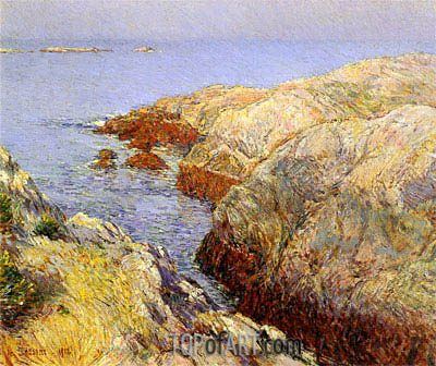Isles Of Shoals, 1912 | Hassam | Painting Reproduction