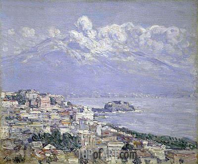 Hassam | Vesuvius, 1897