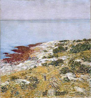 Hassam | Morning Calm, Appledore, 1901