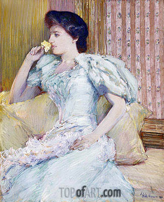Hassam | Lillie (Lillie Langtry), c.1898