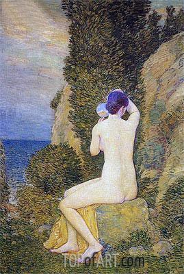 Hassam | Aphrodite, Appledore, 1908