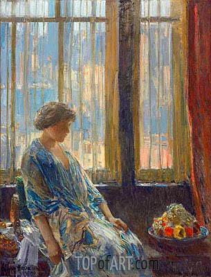 Hassam | The New York Window, 1912