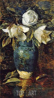 Hassam | Giant Magnolias, 1904
