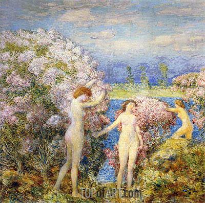 Hassam | June, 1905
